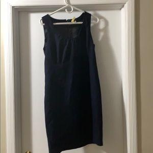 Jcrew Dress in Navy